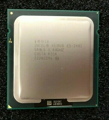 Intel Xeon E5-2403 SR0LS 1.8GHz Quad Core LGA 1356 CPU Processor *km