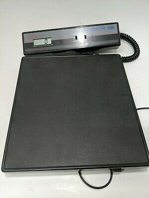 Sunbeam Freightmaster 150 electronic scale. 150 pound capacity
