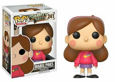Funko Pop Disney Gravity Falls - Mabel Pines and Dipper Pines 2 Vinyl Figures