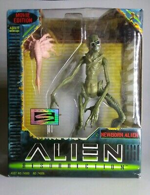 Hasbro Alien Resurrection Newborn Alien Figure