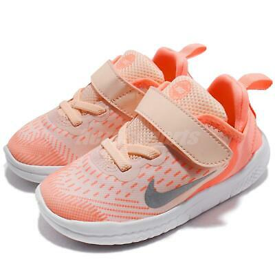 competitive price ad1d0 55e11 GIRL'S NIKE FREE RN 2018 (TDV) Toddler Shoes Sneakers (AH3456 800)