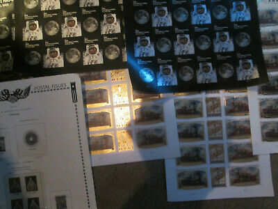 US Discount Postage,123x Forevers including 8x imperfs $67.65 Face