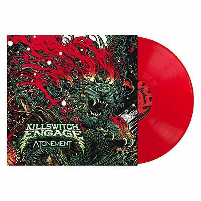 Killswitch Engage-Atonement (Colv) (Red) (Us Import) Vinyl Lp New