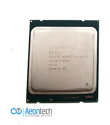 Intel Xeon E5-2667 V2 3.30GHz 8 Core 25M cache SR19W Processor