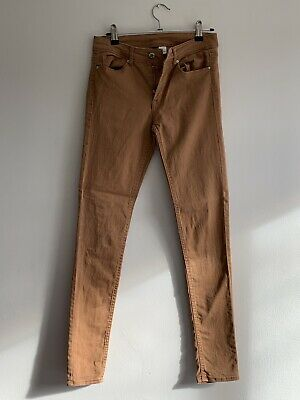 women's jeans, low rise, straight leg, labels pictured, Size 10, Skinny/Stretch