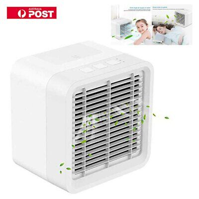 Mini Air  Cool Fan Conditioning Conditioner Portable Home Office Desk Cooler NEW