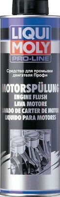 LIQUI MOLY Pro-Line Motorspulung Engine Cleaner Pro 500ml