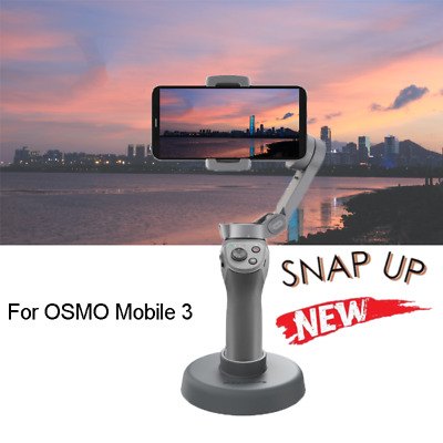 For DJI Osmo Mobile 3 Phone Gimbal Durable Extension Stand Mount Base Accessory&