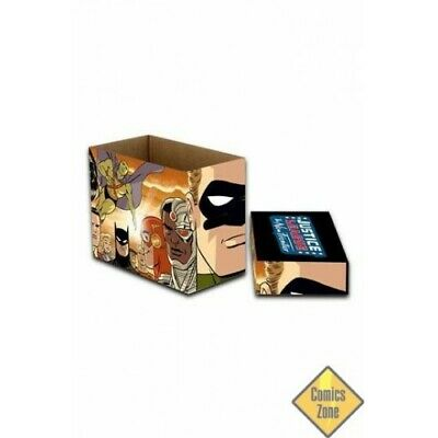Dc Comics Boîtes De Rangement Justice League The New Frontier 23 X 29 X 39 Cm -