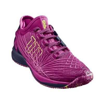 Wilson Kaos 2.0 SFT All Court Women's Tennis Shoes (Very Berry) - UK Size 5