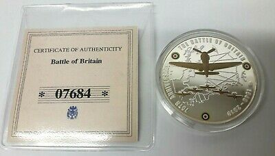 The Battle of Britain 70th Anniversary Coin