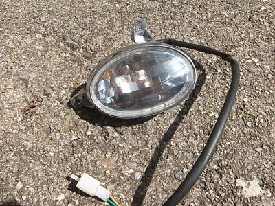 Lexmoto  50/125-Left front indicator-fits others see listing
