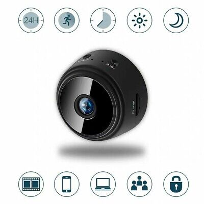 1080P HD Mini IP WIFI SpyCamera Wireless Camera Security DVR Night Vision SE US