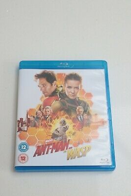 Ant-Man and the Wasp Blu-ray (2018)