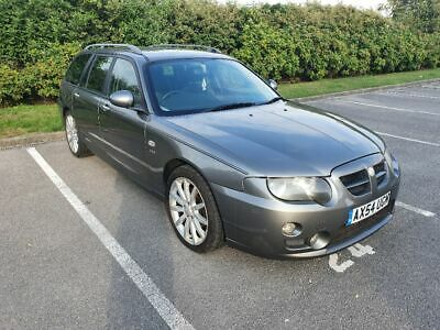 2005 MG ZT-T 190 2.5 V6 - New belts, exhaust and service - Spares/Repairs