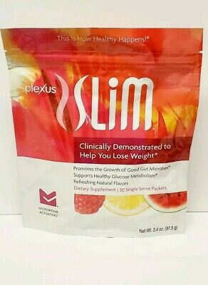 Plexus Slim~30 Packets ~PINK DRINK ~ WEIGHT LOSS *Free Shipping*