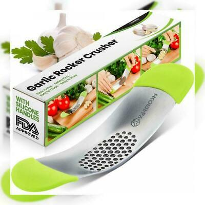 Chopper Stainless Steel Yarmoshi Garlic Press Super Fast & Free Delivery