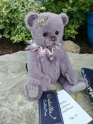 Charlie Bears Isabelle Colection Mohair 2019 Ophelia