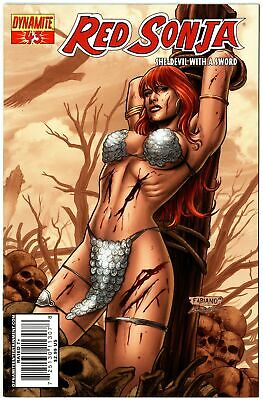 Red Sonja (2005) #43 NM- 9.2