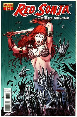 Red Sonja (2005) #72 NM- 9.2
