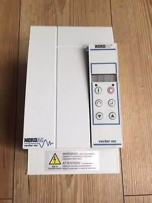 NORD AC Vector mc controlbox mc Inverter Frequency Drive 1.5 KVA 0.75KW