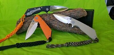 """Angry Anchor """"DEVIL DOG"""" Complete Set 3 colors G10 with CTS-XHP made in USA"""