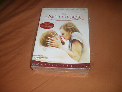 The Notebook (DVD BIG Limited Collectors Edition) Ryan Gosling BRAND NEW