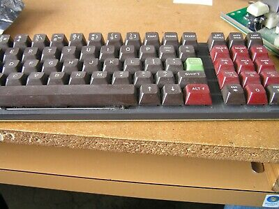 KEYBOARD USED - use as is or for repair other keyboards Bargain starting Cheap