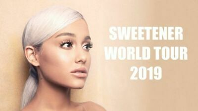 2 ARIANA GRANDE @ THE FORUM - 12/21/19 - Sec: 233 Row: 7 - SOLD OUT SATURDAY