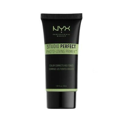 NYX Studio Perfect Photo Loving Primer 02 Green 30ml