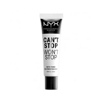 NYX Can't Stop Won't Stop Matte Primer 25ml