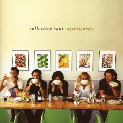 Collective Soul-Afterwords (UK IMPORT) CD NEW