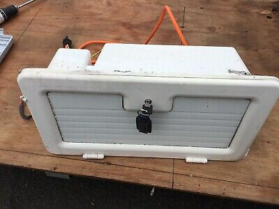 Battery Box Locker Door Lock Elddis Coachman Lunar Swift Caravan Motorhome A1056