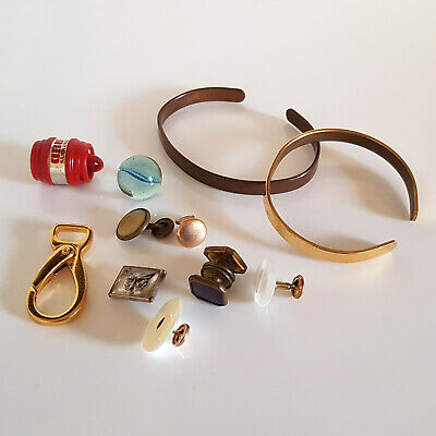Lot Of Gents Collectables Incl Bangles And Individual Cuff-Links Etc