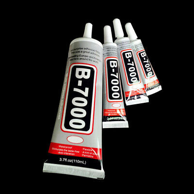 B-7000 Glue Industrial Adhesive for Phone Frame Bumper Jewelry Multi-Purpose Pro