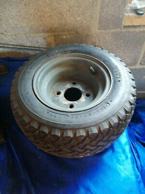 16.5 x 6.5 x 8 4 p.r.trelleborg high speed go cart etc will fit mini hub