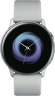 NEW Samsung 1091101638 Galaxy Watch Active - Silver