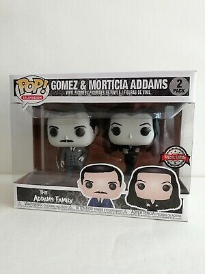 Funko POP La famille Addams Morticia Addams Vinyl Figure 809 #39163 NEW IN BOX