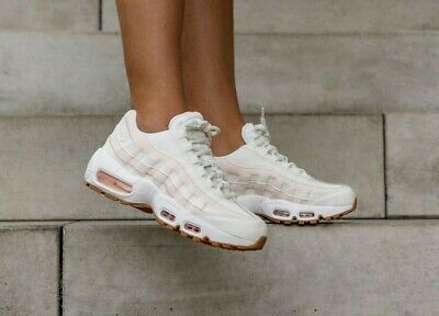 nike AIR MAX THEA (GS) PURE PLATINUMRACER PINK WHITE bei
