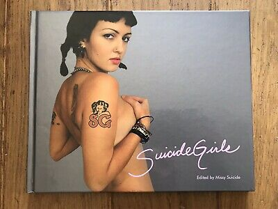 Suicide Girls 1st Book 2004