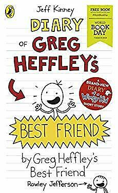 Diary of Greg Heffley's Best Friend: World Book Day 2019 (Diary of a Wimpy Kid)