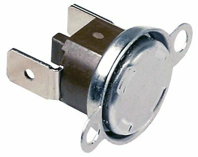 Bi-Metal Safety Thermostat Hole Distance 23,8Mm Switch-Off 110°C 1Nc  Dishwasher