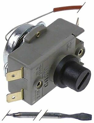 Safety Thermostat Switch-Off Temp. 335°C 2-Pole 20A Probe D 3Mm Probe L 200Mm
