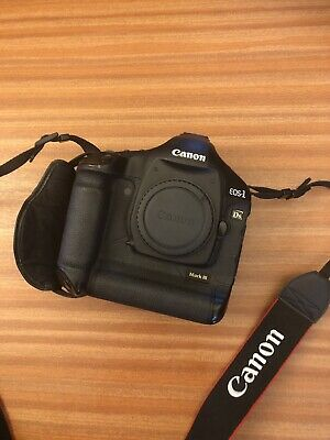 canon eos-1 ds mark III