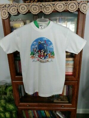 Youth Large Disney Cruise MINNIE  MICKEY Mouse DONALD DUCK GOOFY T-shirt NEW