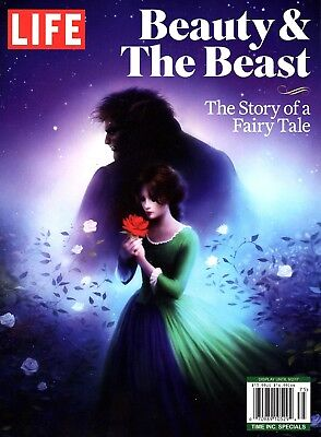 """LIFE Magazine: """"BEAUTY AND THE BEAST"""" ~ The Story of a Fairy Tale ~ NEW"""