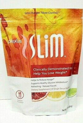 Plexus Slim HUNGER CONTROL- 30 Packets WEIGHT LOSS*Free Shipping*