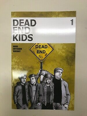 Dead End Kids #1 First Print - Source Point Press - SOLD OUT - NM -