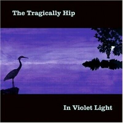 Tragically Hip - In Violet Light CD  NEW