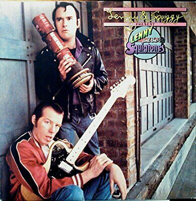 Lenny & Squiggy Present Lenny and the Squigtones - CD